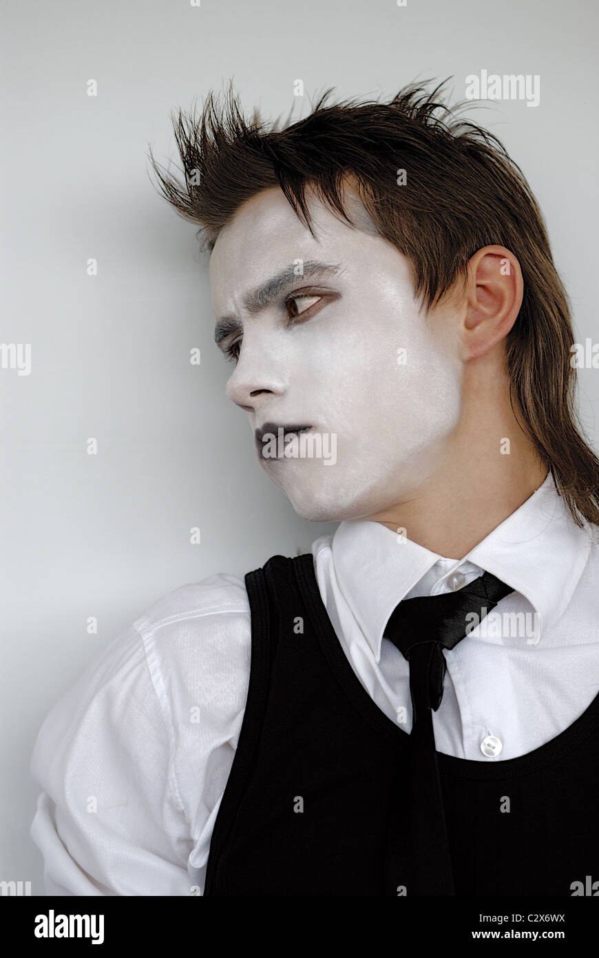 mime - Stock Image