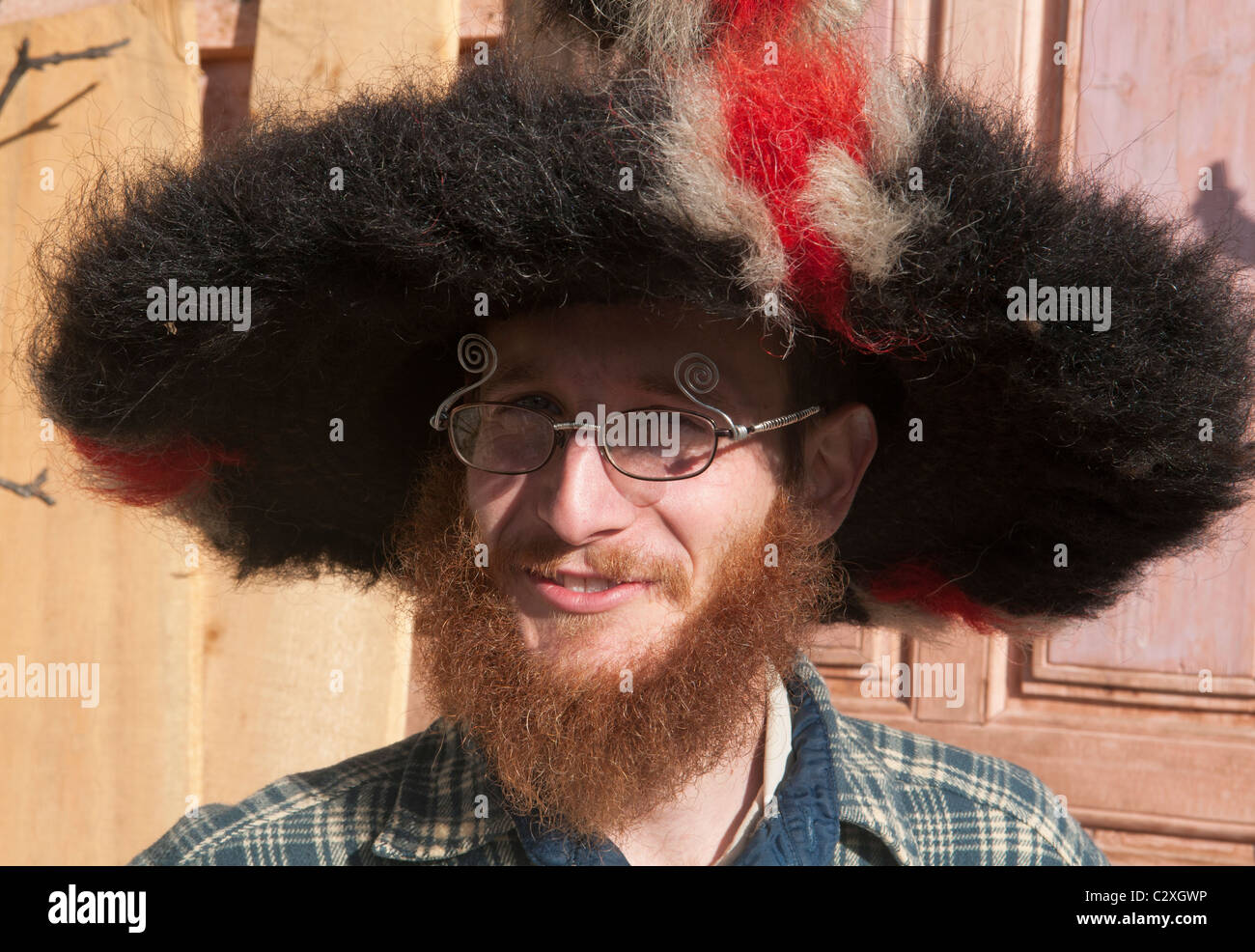 young Jewish guy with red beard c50d5c19218