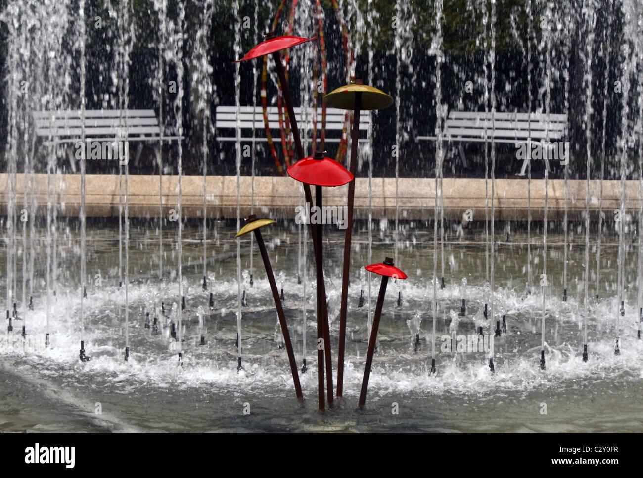 Springbrunnen Garten Fontaene Stock Photos& Springbrunnen Garten Fontaene Stock Images Alamy