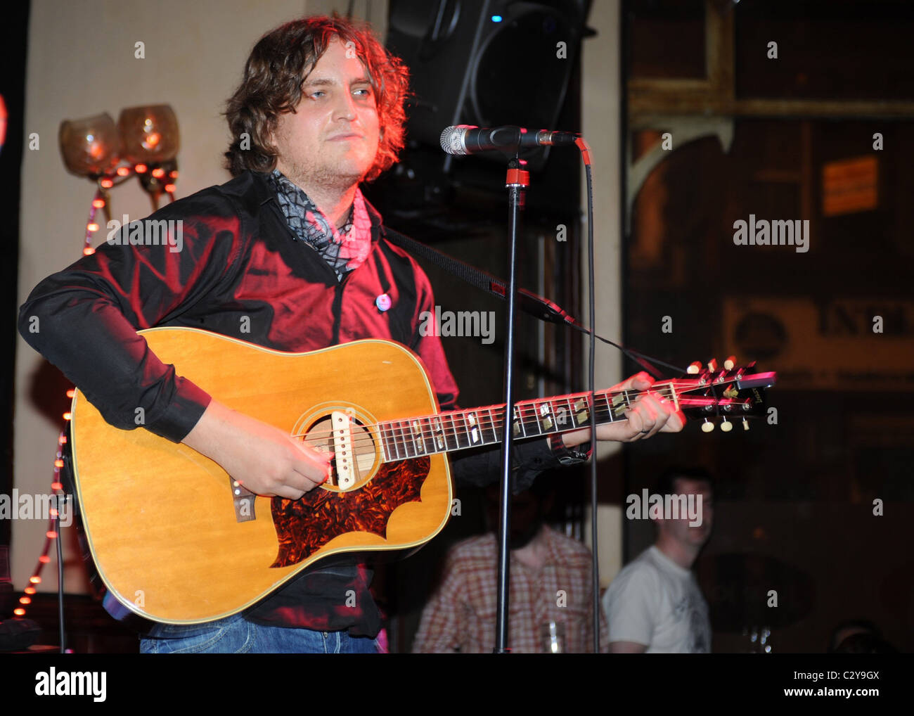 James Walsh The Boogaloo in Highgate London, England - 19.08.08 - Stock Image