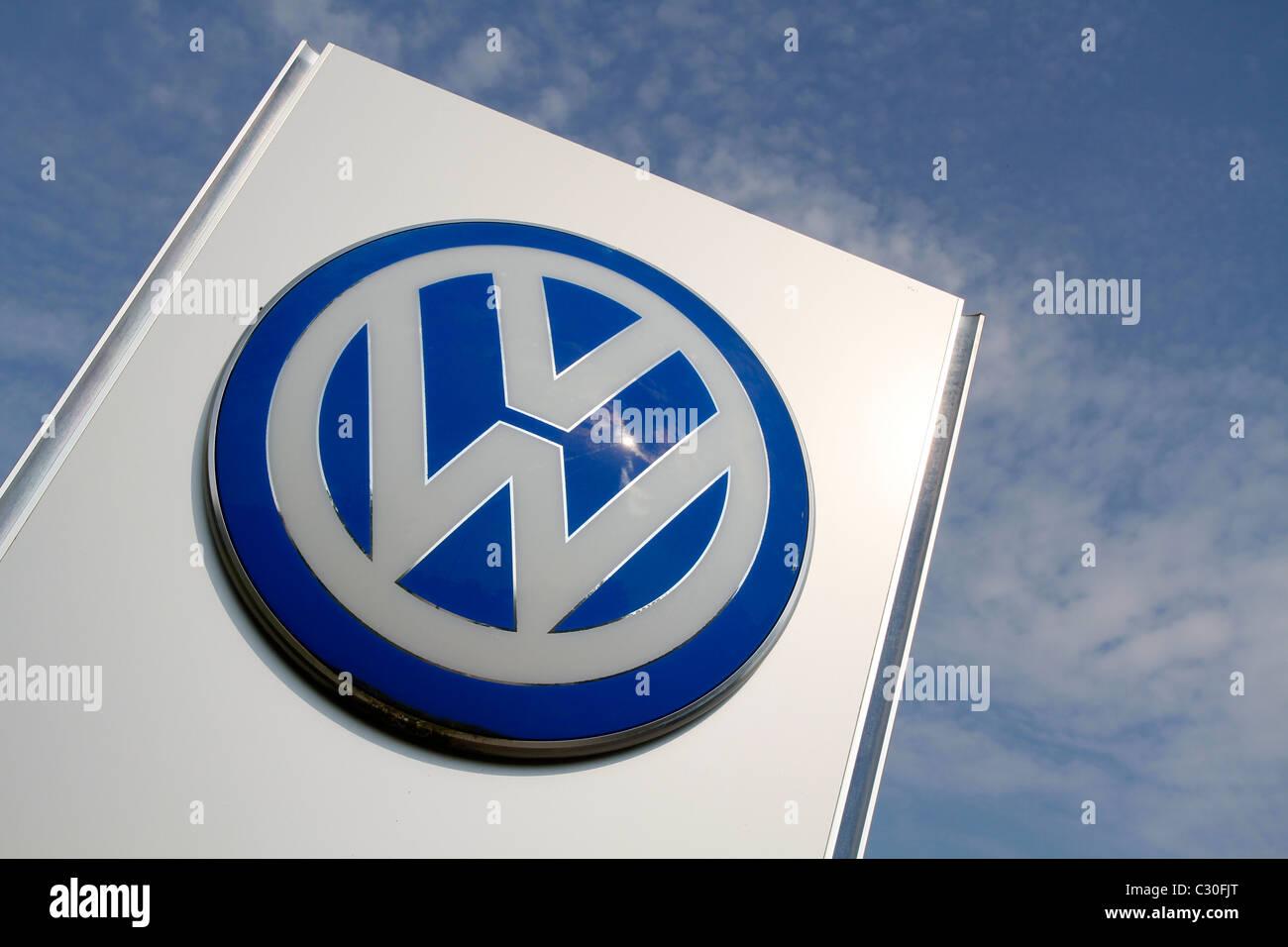 Volkswagen Dealer Stock Photos Volkswagen Dealer Stock Images