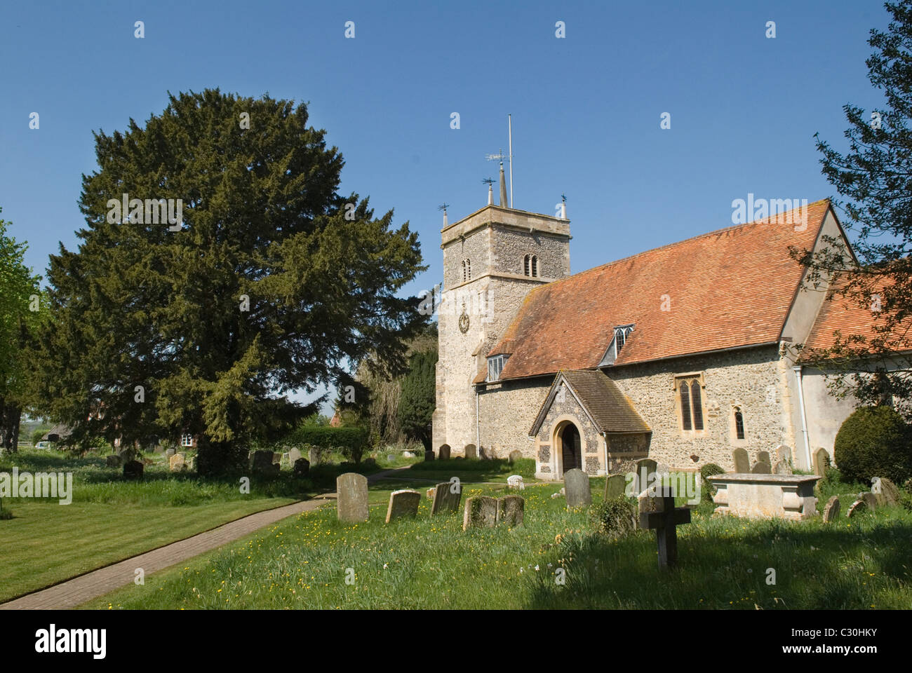 Bucklebury reading berkshire uk church of st mary the for The berkshire