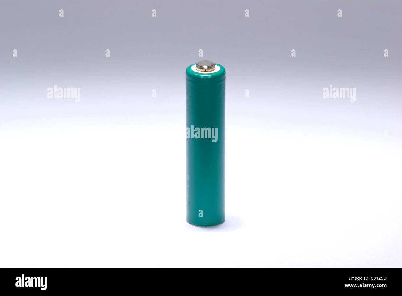 Rechargeable battery - Stock Image