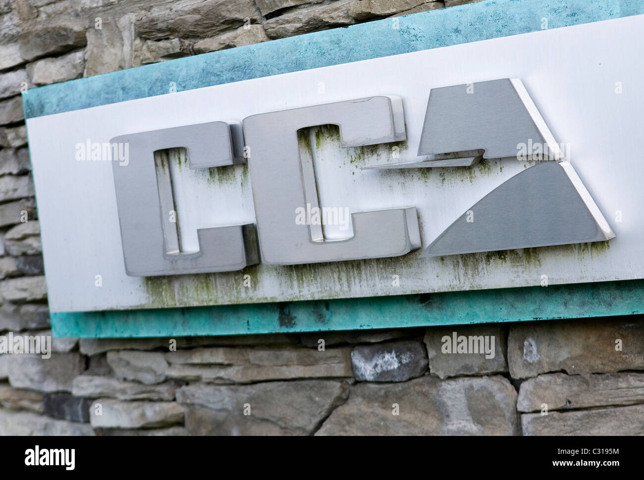 The Headquarters of the Corrections Corporation Of America (CCA) - Stock Image