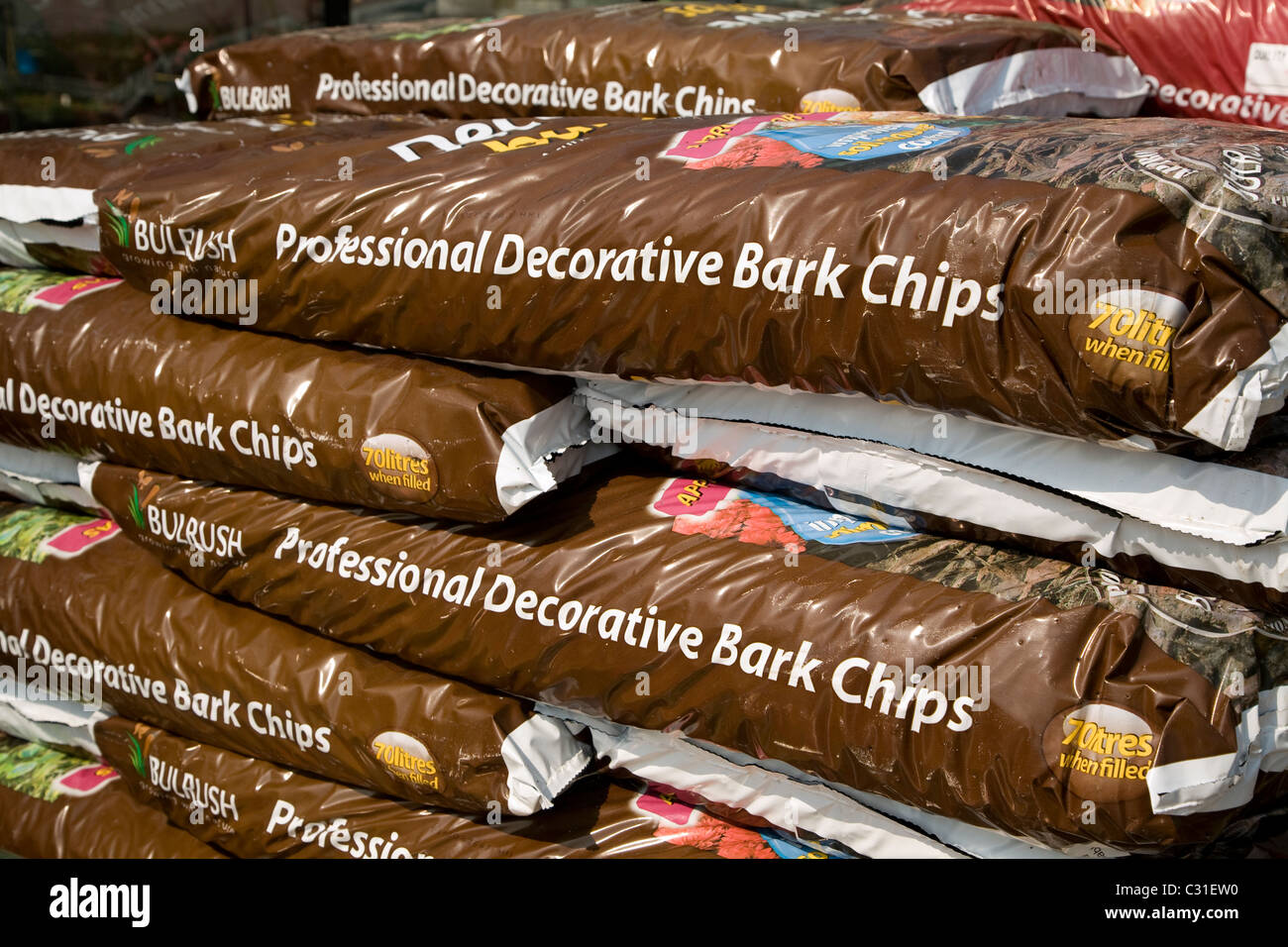 uk availability latest fashion Bark Chips Garden Stock Photos & Bark Chips Garden Stock ...