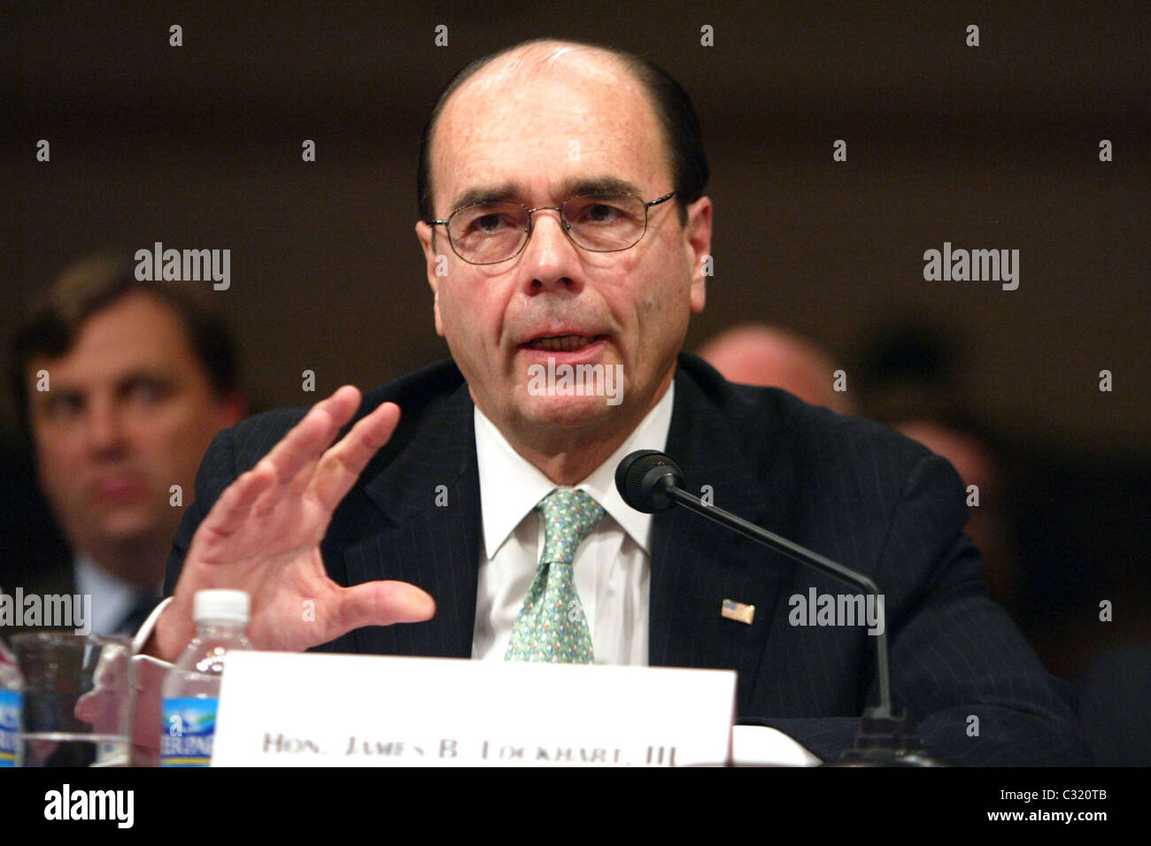 Director of the Federal Housing Finance Agency James B