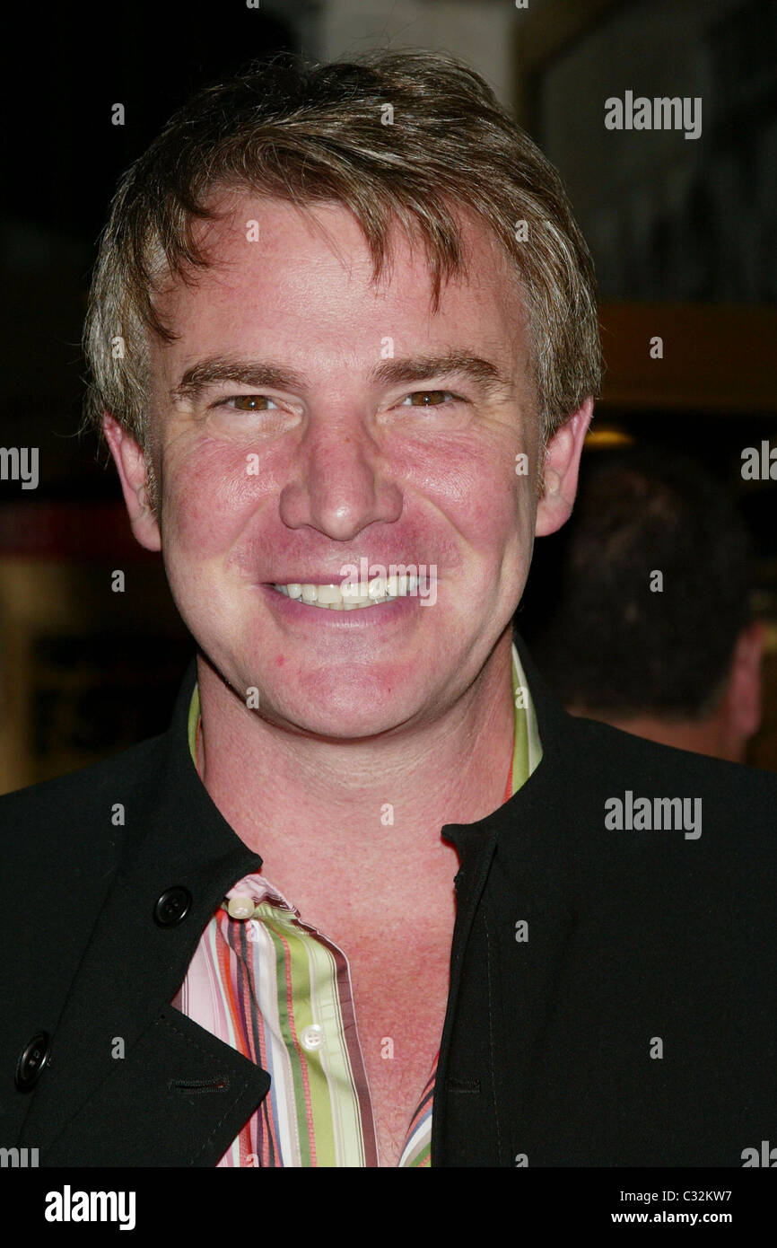 Doug Sills Opening Night in 'All My Sons' at the Schoenfeld Theatre New York City, USA - 16.10.08 - Stock Image