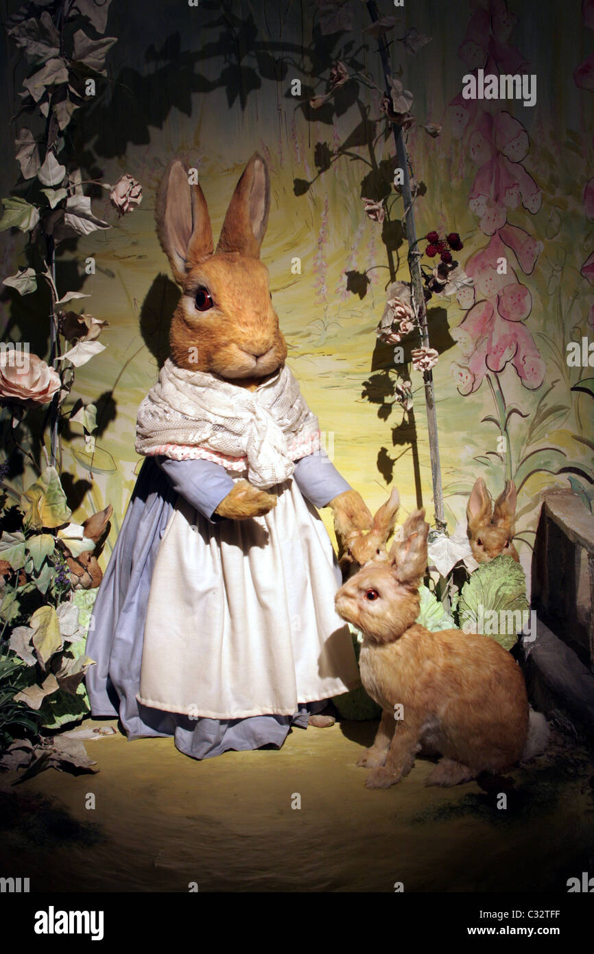 The World of Beatrix Potter attraction in Bowness-on-Windermere, Cumbria - Stock Image