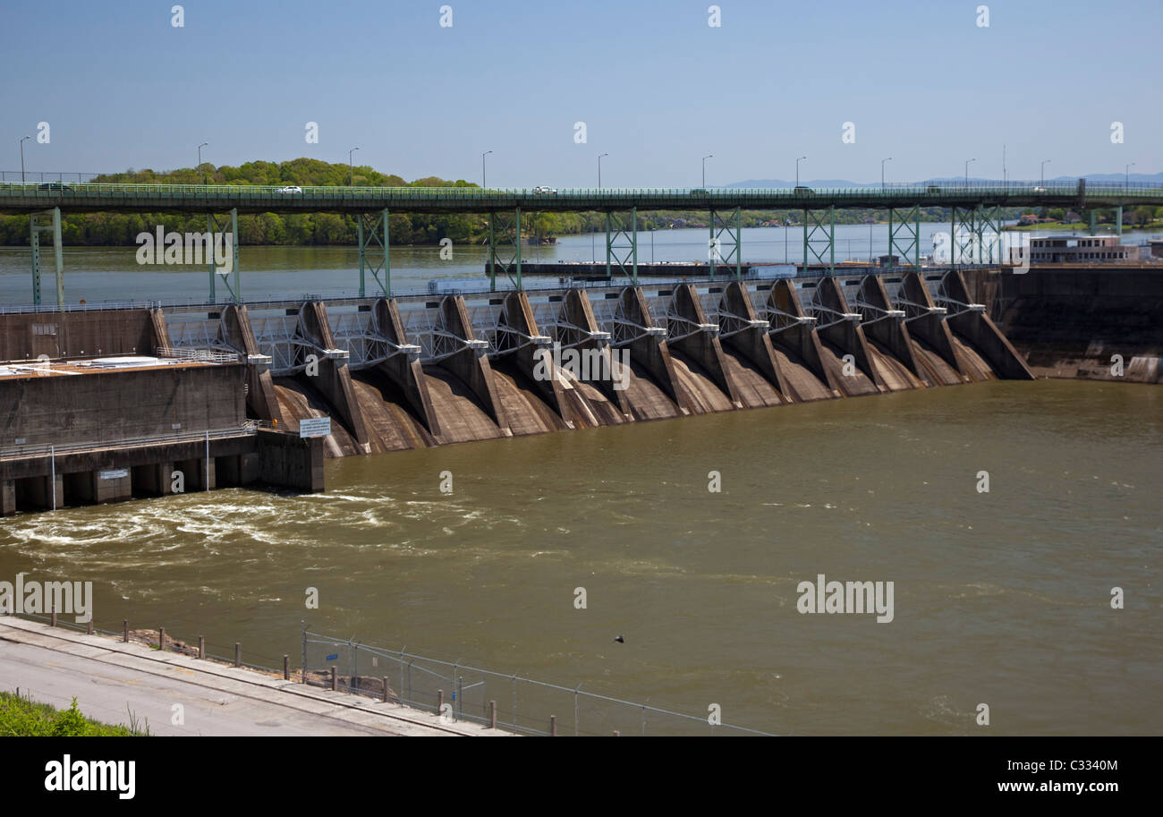 Tennessee Valley Authority Dam Stock Photos Amp Tennessee