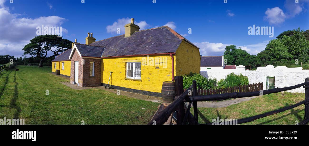 89f143b579304 Killarney, Co Kerry, Ireland, Traditional Farm House At Muckross Trade Farm