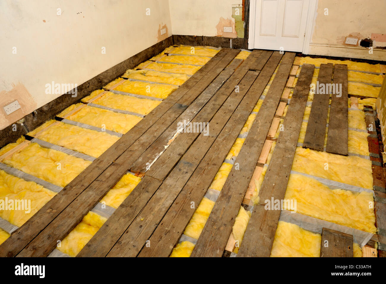 What Insulation To Use Under Floorboards