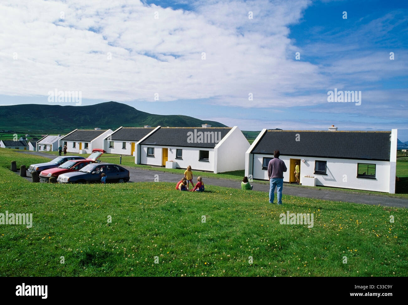 Outstanding Dingle Co Kerry Ireland Holiday Cottage Dun An Oir Stock Download Free Architecture Designs Xaembritishbridgeorg