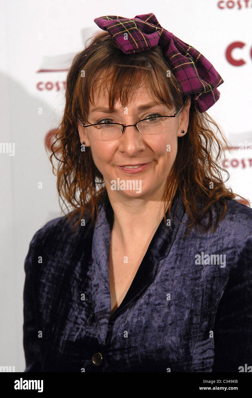 Pauline McLynn 2008 Costa Book of the Year held at the Stock