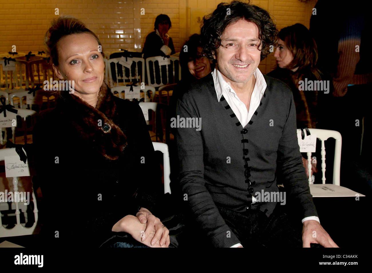 Dzenana Sudzuka and Goran Bregović Paris Fashion Week ...