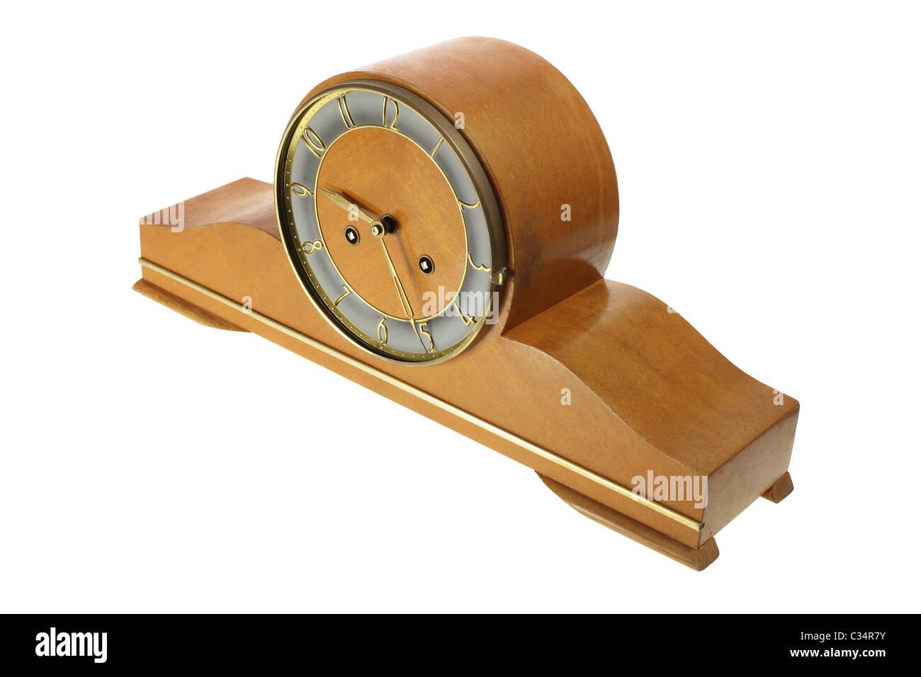Mantle Clock - Stock Image