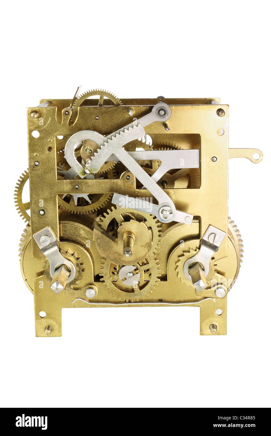 Clockwork Parts - Stock Image