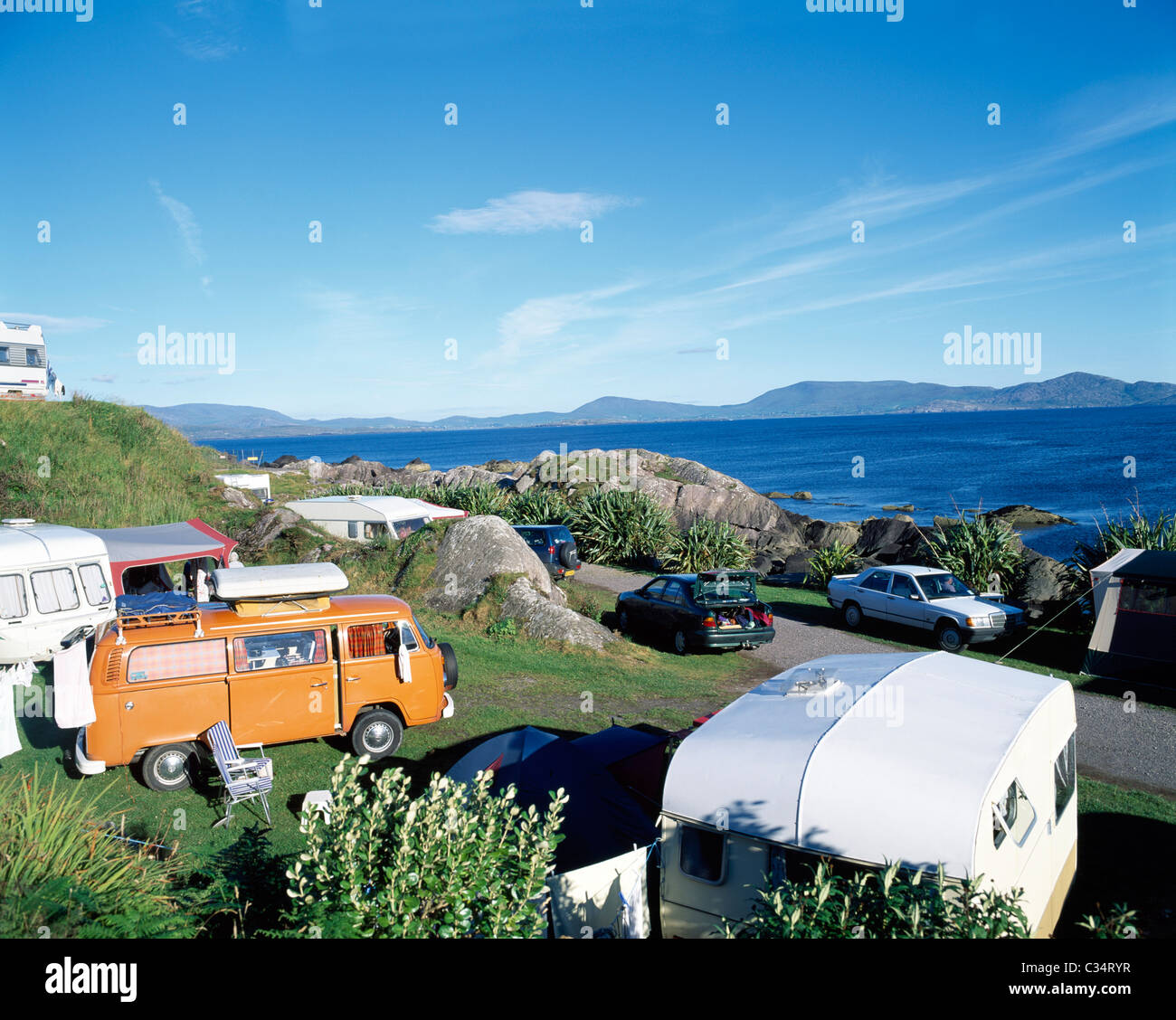 Charles Camping - Home Page