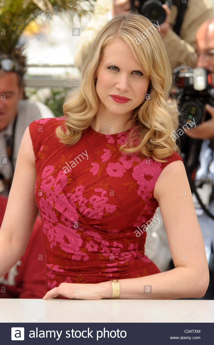 lucy punch'63° festival di cannes - Stock Image