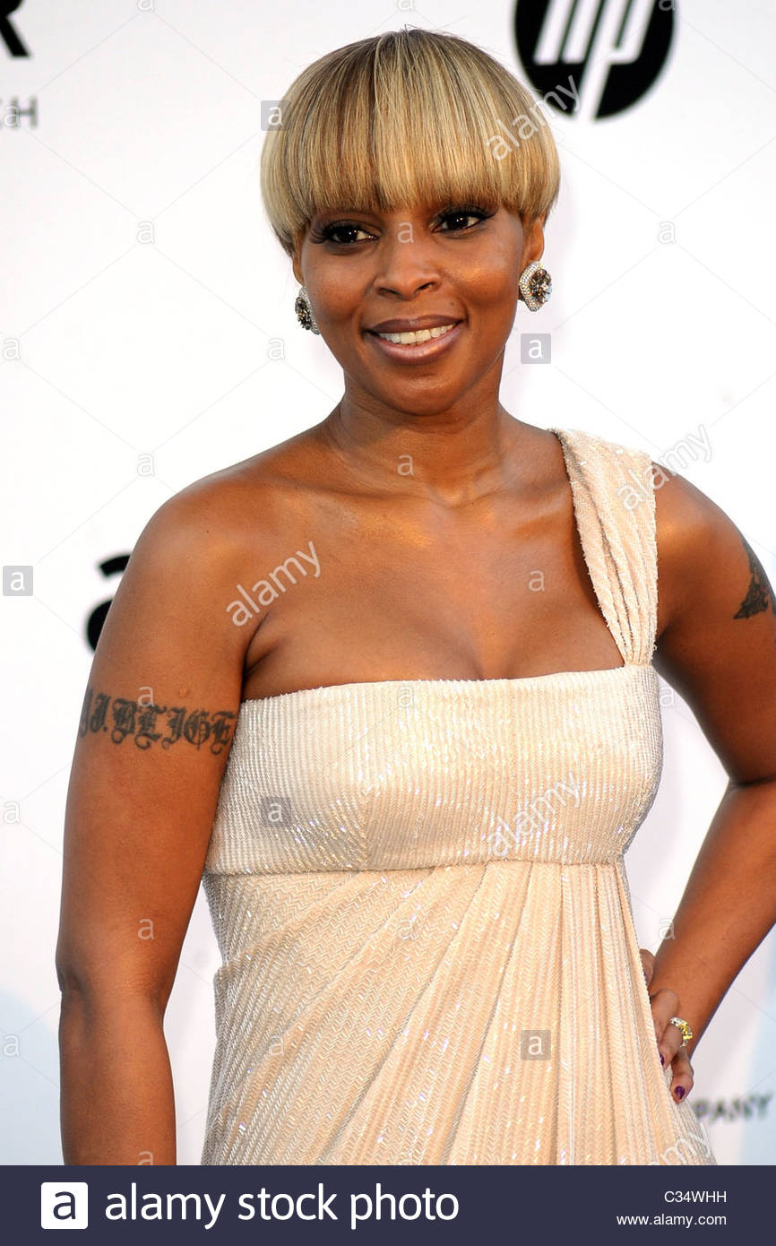mary j blige, 63° festival di cannes - Stock Image