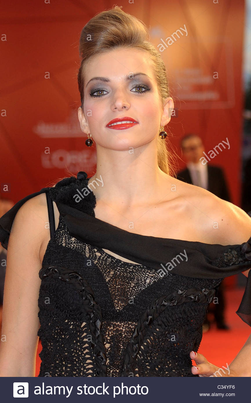 aurora ruffino, 67th international venice film festival - Stock Image