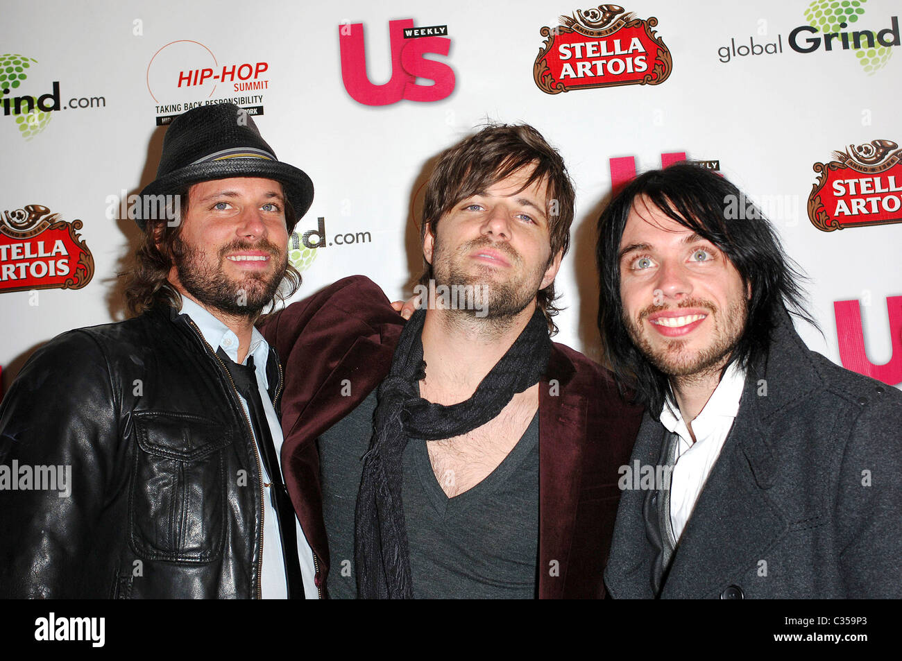 The Daylights Stella Artois Presents: Russell Simmon's 'Salute to Grammy Award Nominees' - Arrivals - Stock Image