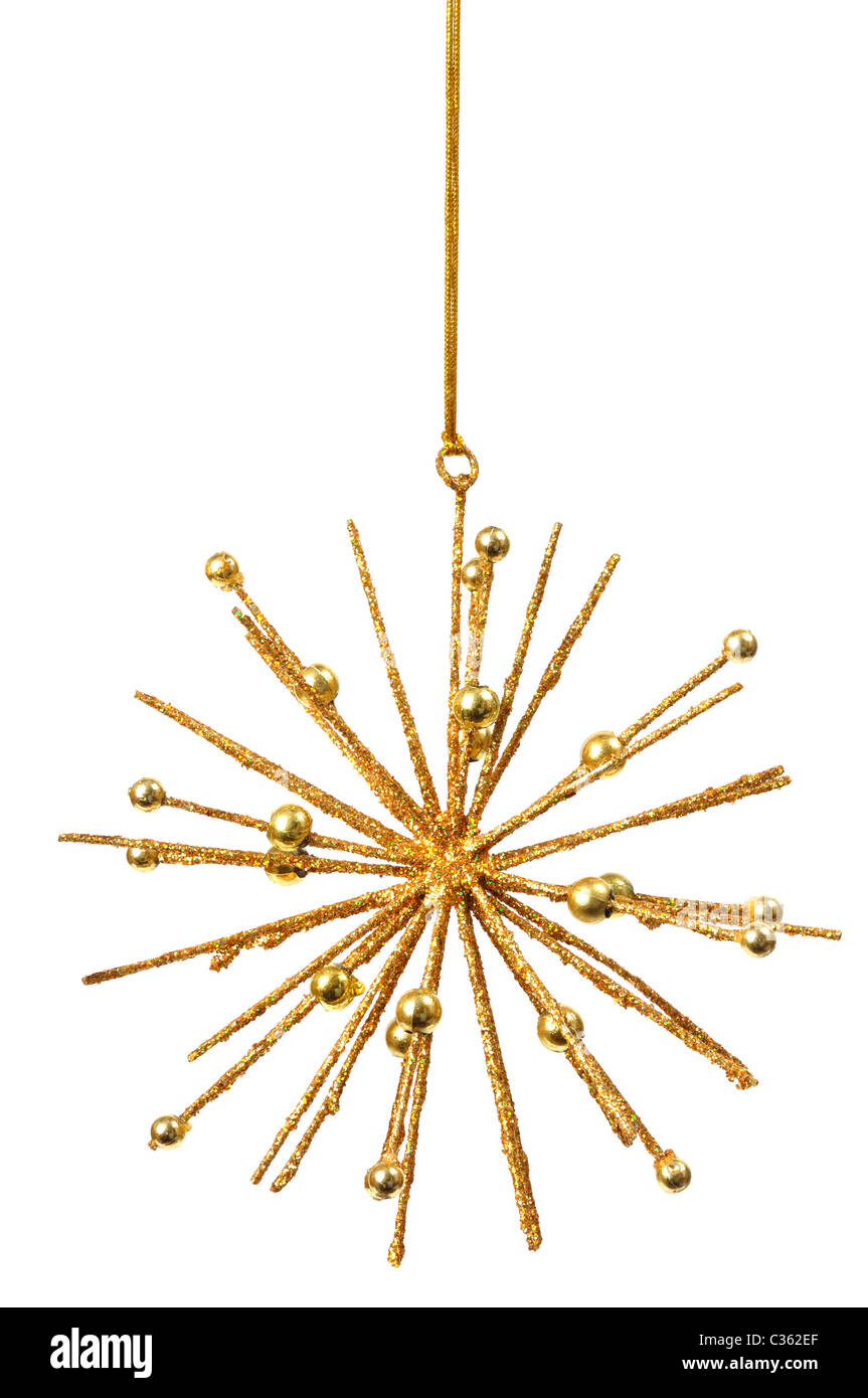 Christmas Star - Stock Image