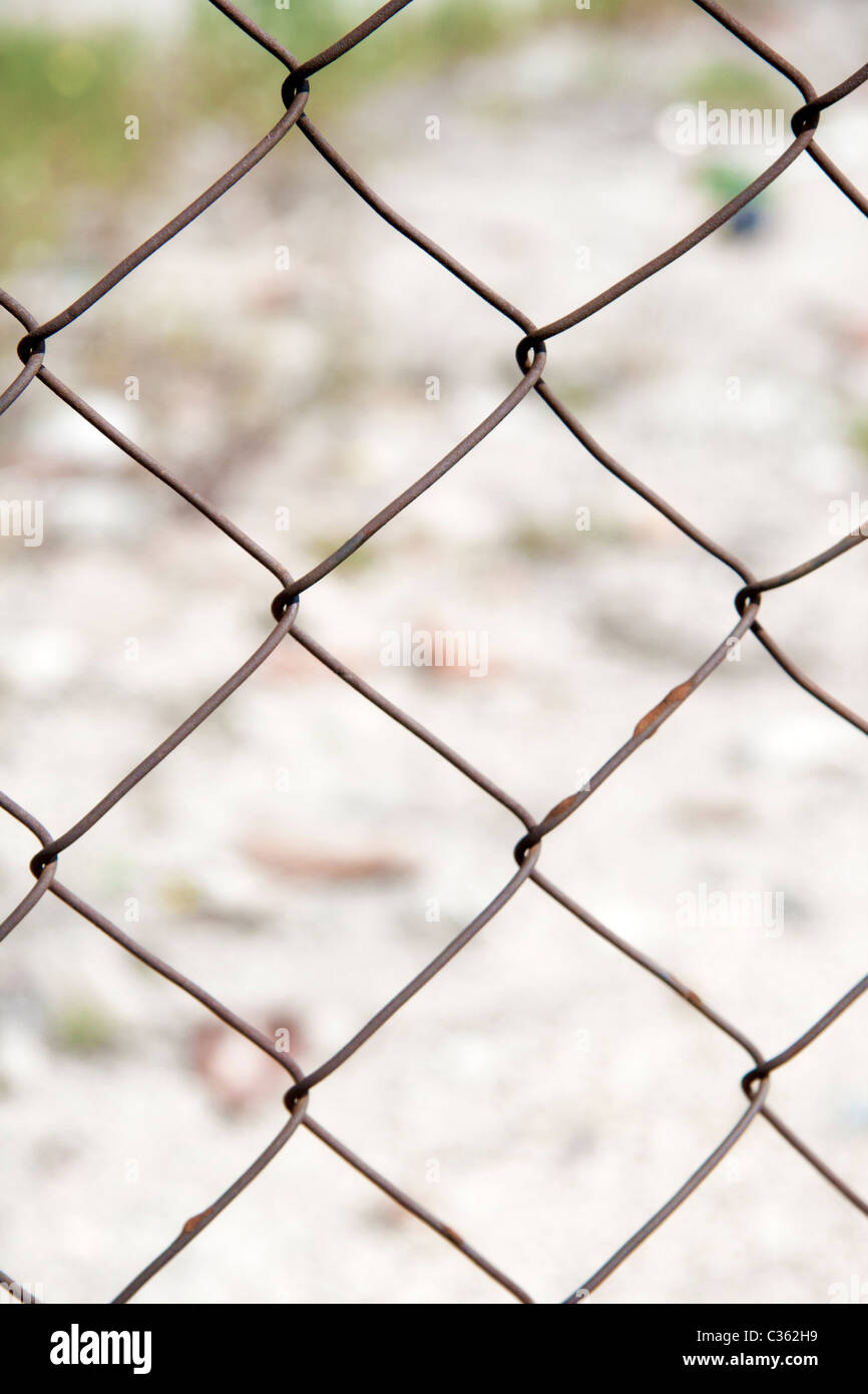 Rusted Steel Mesh Stock Photos & Rusted Steel Mesh Stock Images - Alamy