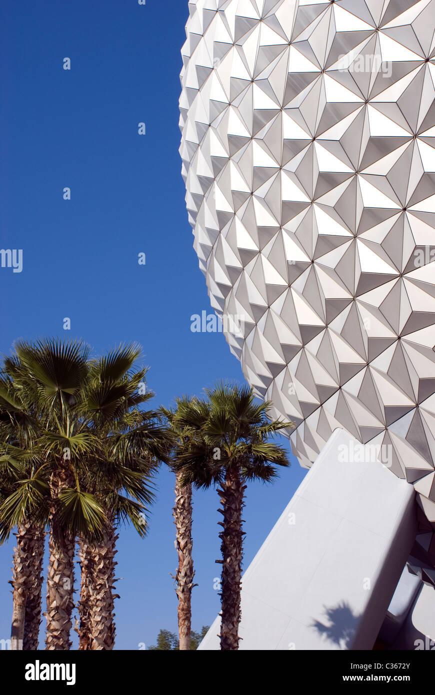 Epcot Center, Walt Disney World Resort, Orlando, Florida Stock Photo