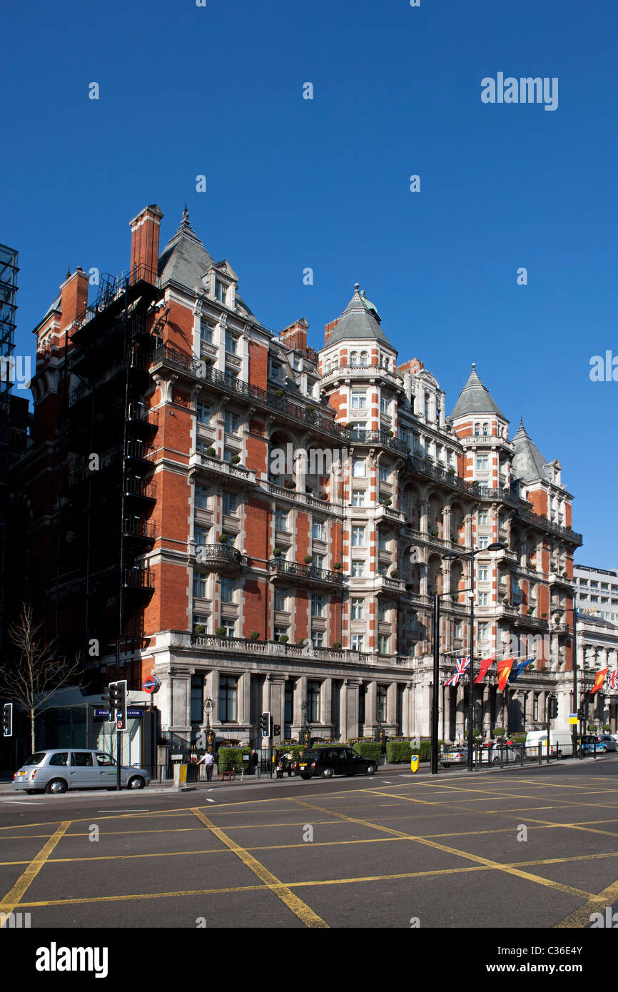 Mandarin Oriental Hotel, London - Stock Image
