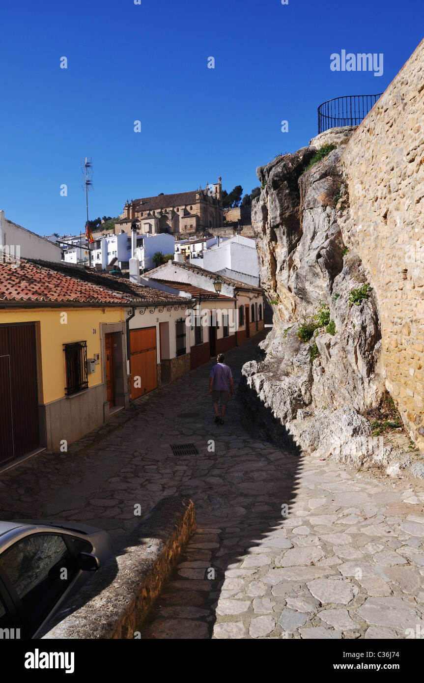 Antequera, Andalucia, Spain - Stock Image