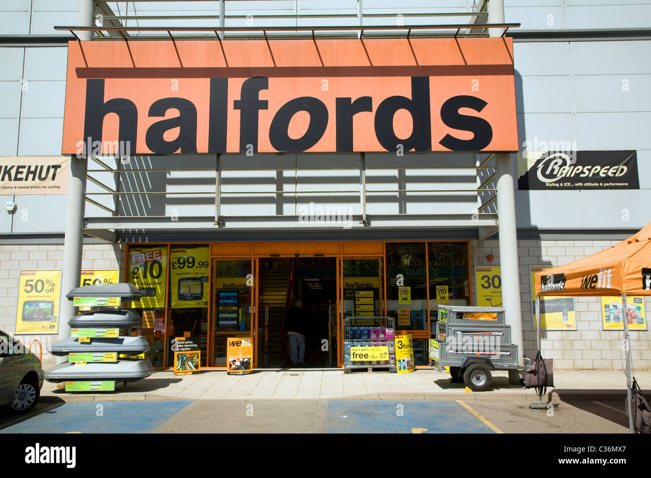 Halfords Stock Photos Amp Halfords Stock Images Alamy