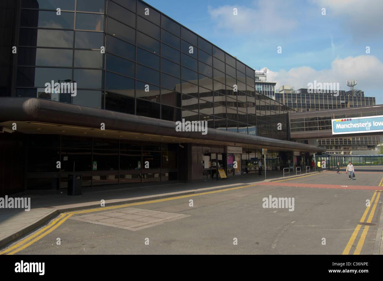 Manchester Airport Terminal Stock Photos Manchester Airport