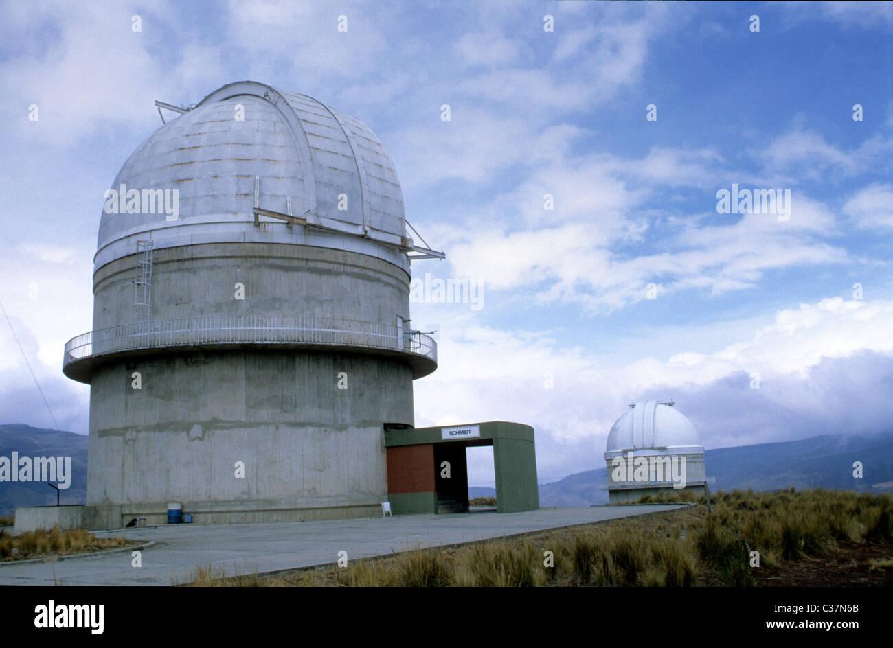CIDA Centro de Investigaciones de Astronomia, Observatory, Venezuela - Stock Image