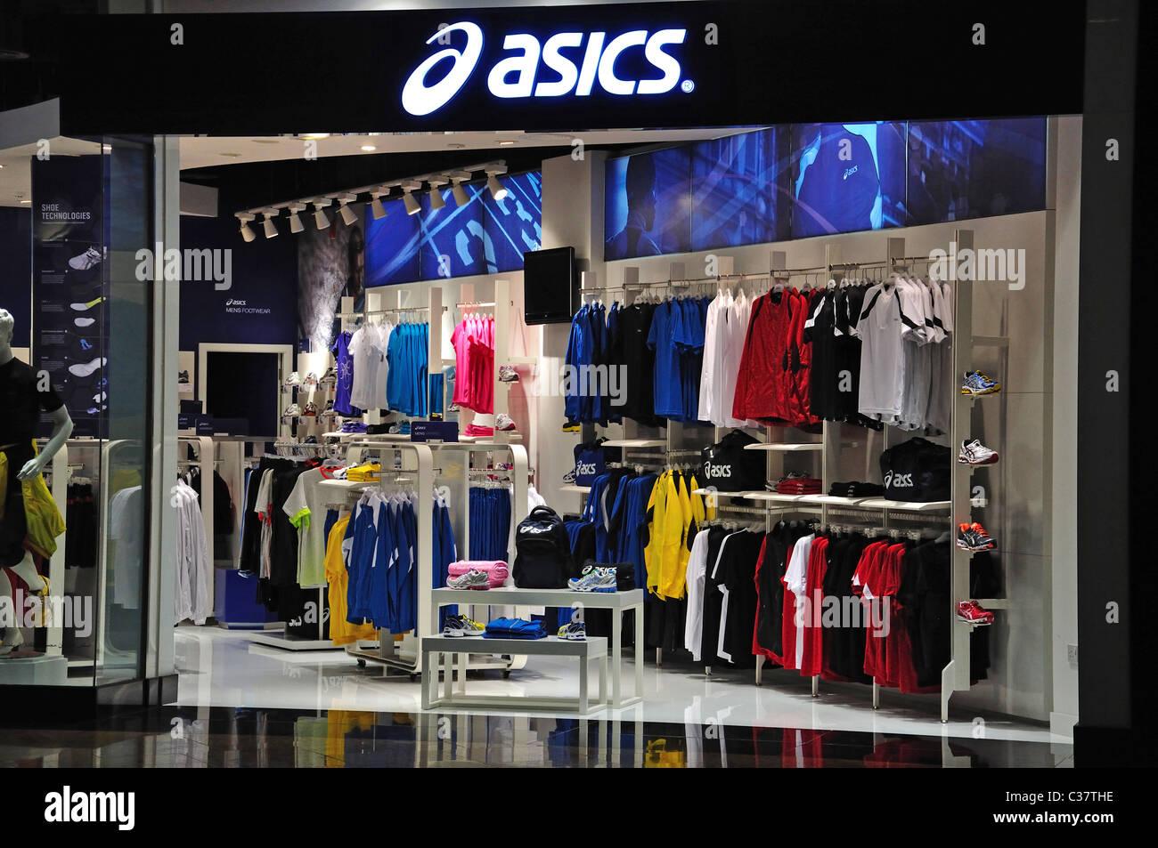 asics store stockholm