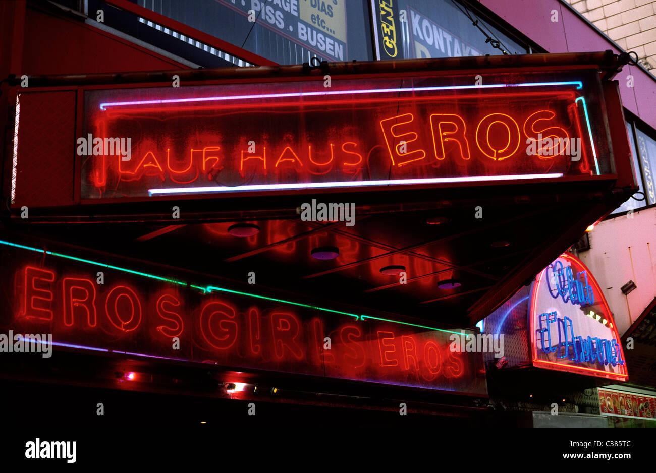 Eros laufhaus hamburg
