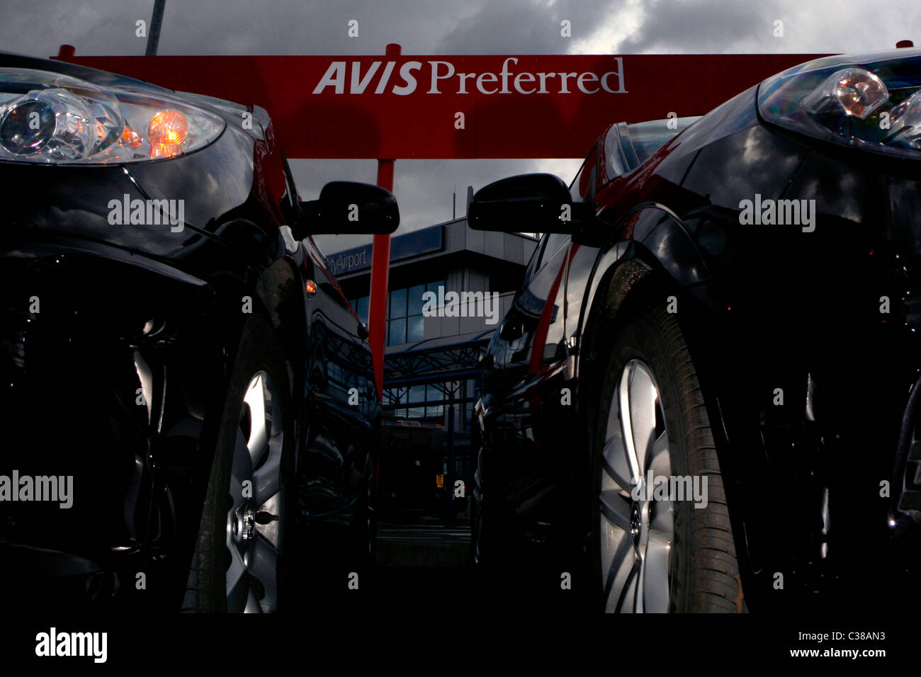 Avis Car Hire Sanford Airport Florida