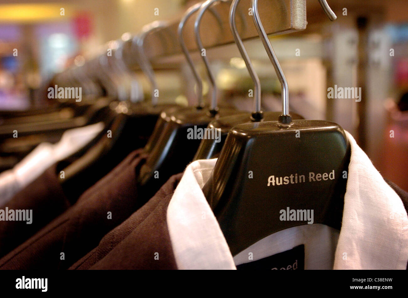 Mens Clothes Shop Interior High Resolution Stock Photography And Images Alamy