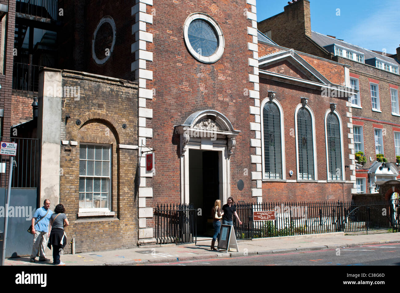 Old Operating Theatre Museum, St Thomas Street, London, UK - Stock Image