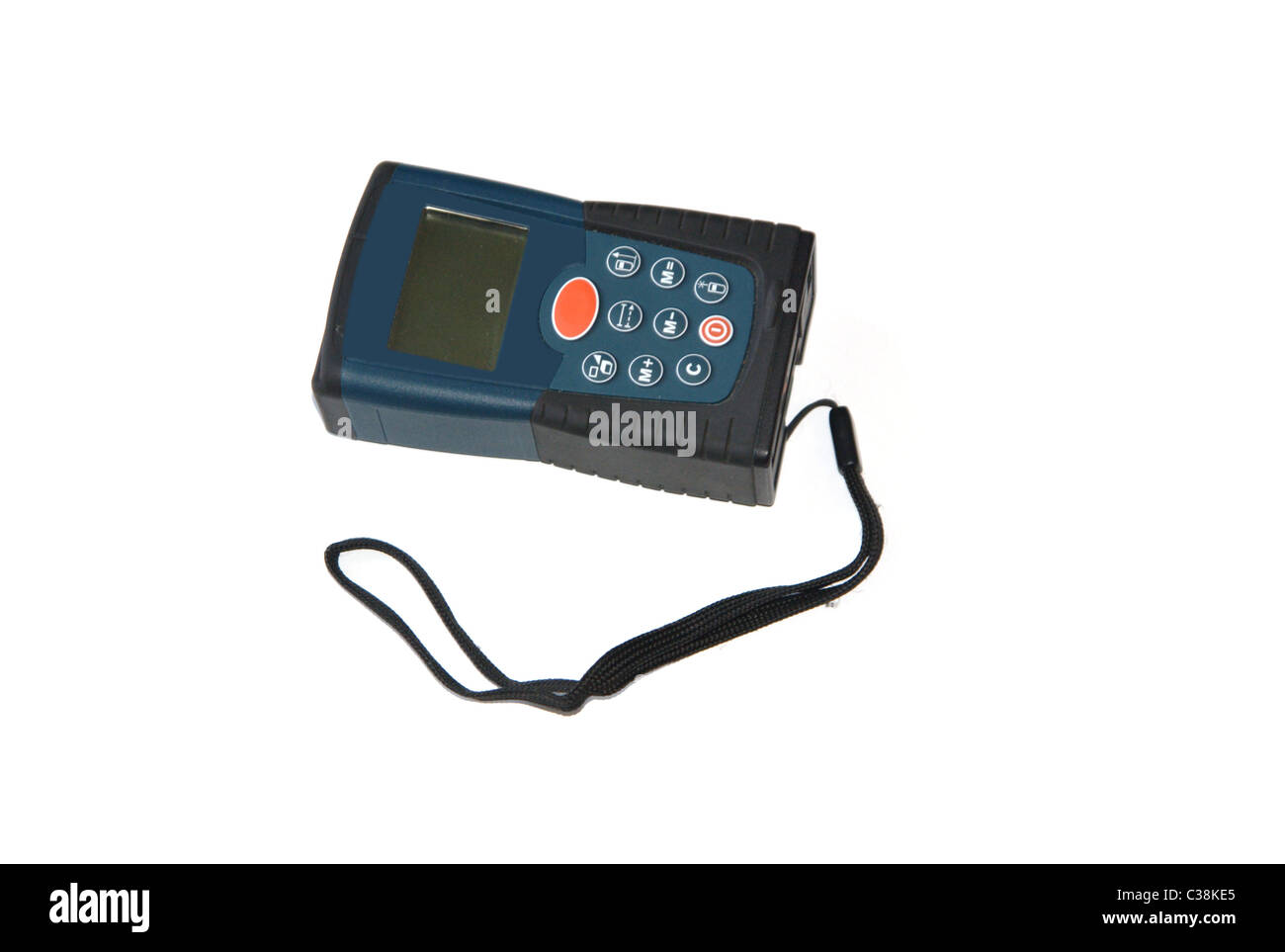 laser rangefinder stock photo: 36455613 - alamy