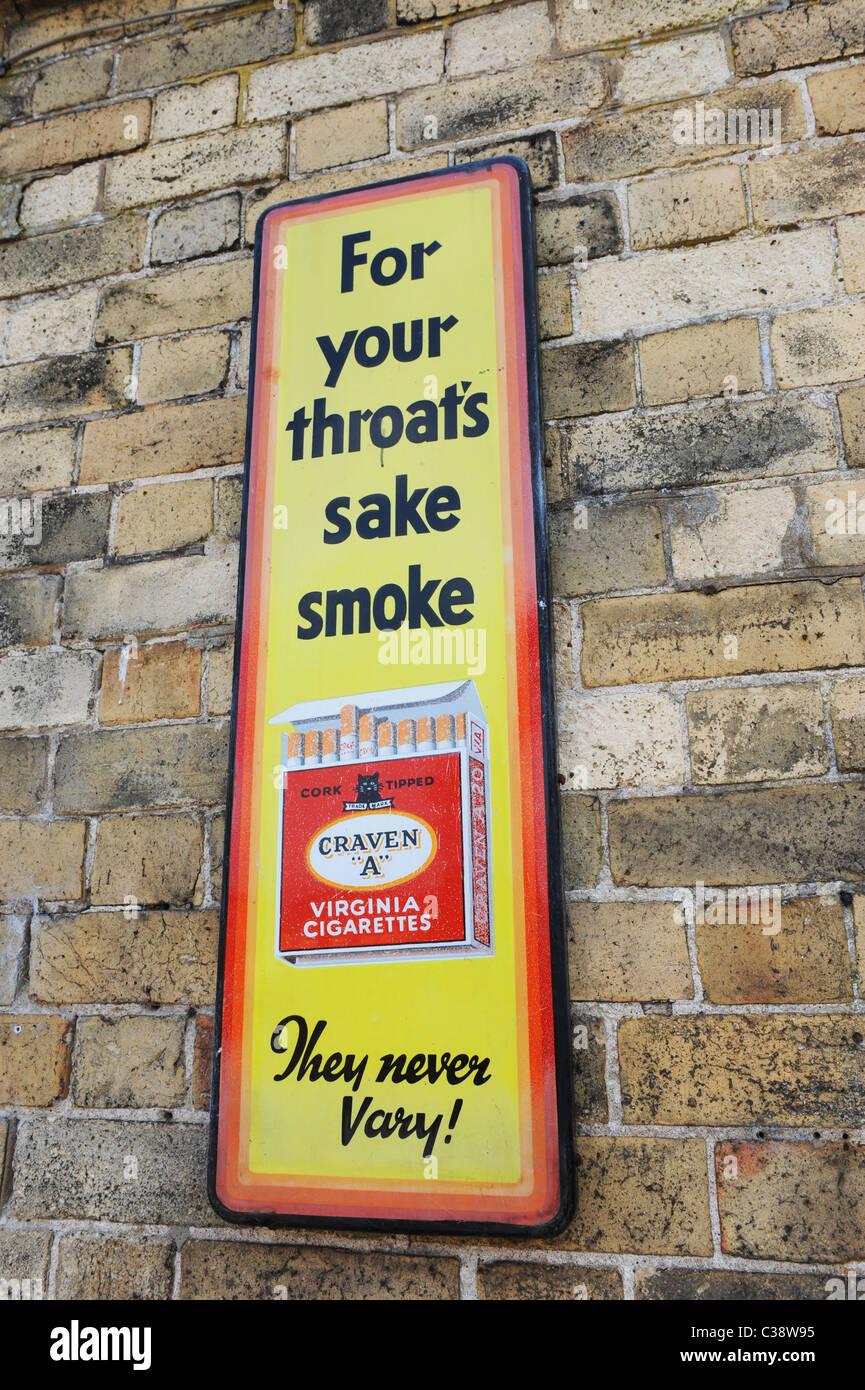 Collectibles Impartial Publicite 1972 Winston Cigarettes