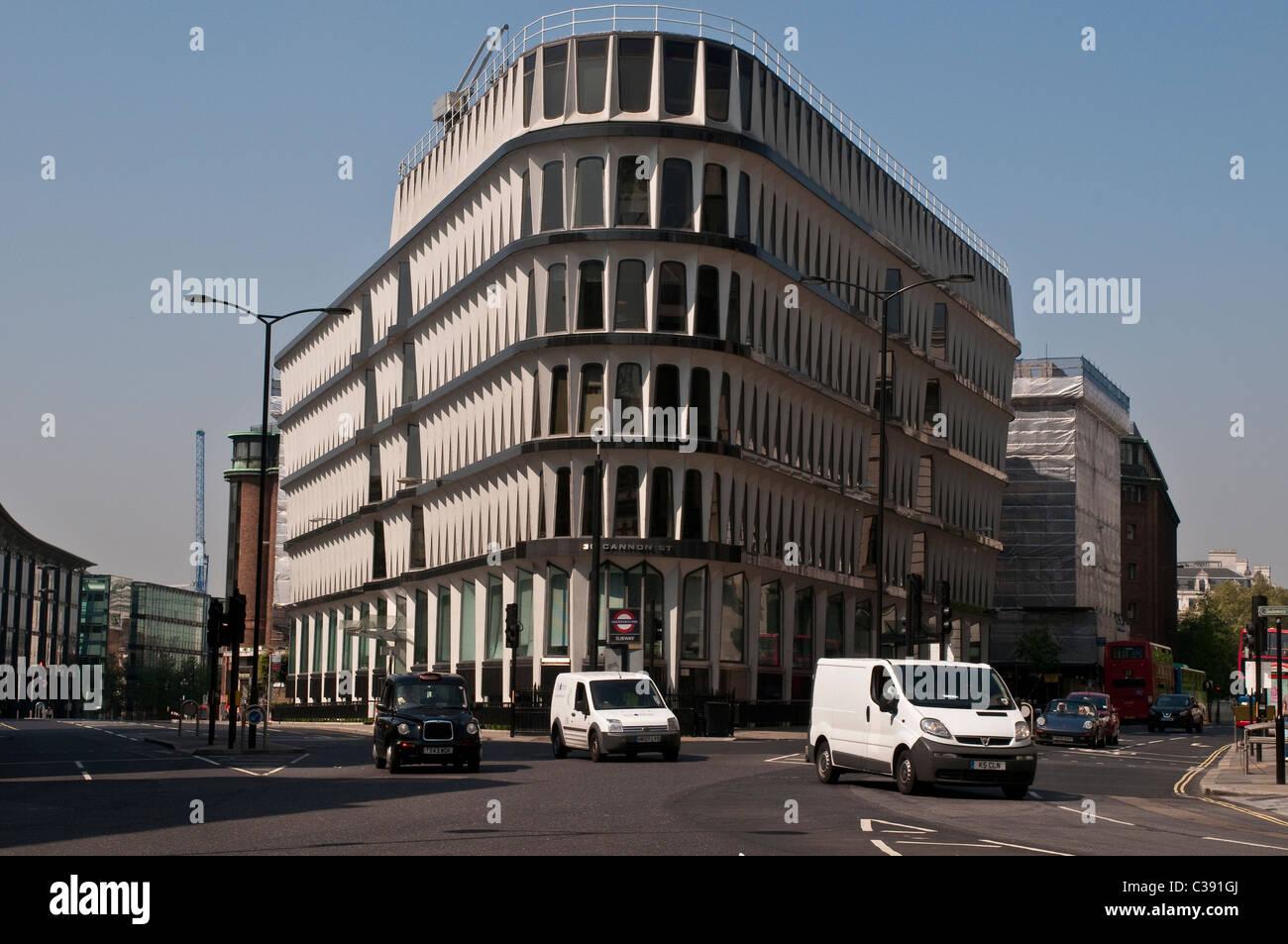 30 Cannon Street building, City of London, UK - Stock Image