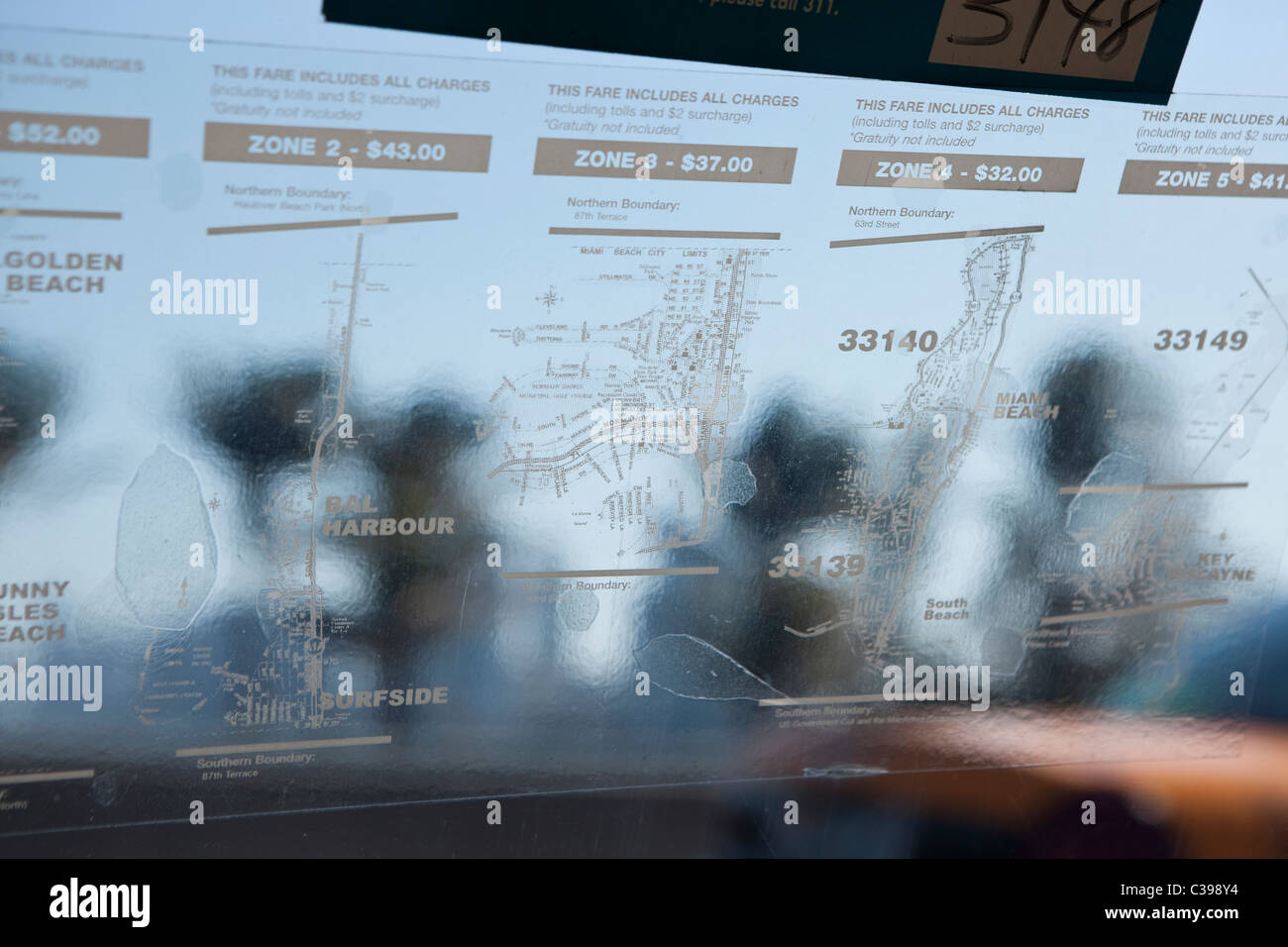 Cab Fares Stock Photos & Cab Fares Stock Images - Alamy