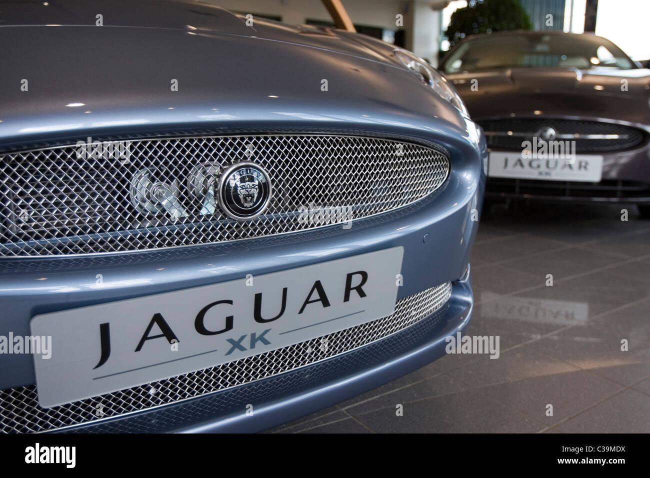 Jaguar Car Emblem Stock Photos Amp Jaguar Car Emblem Stock
