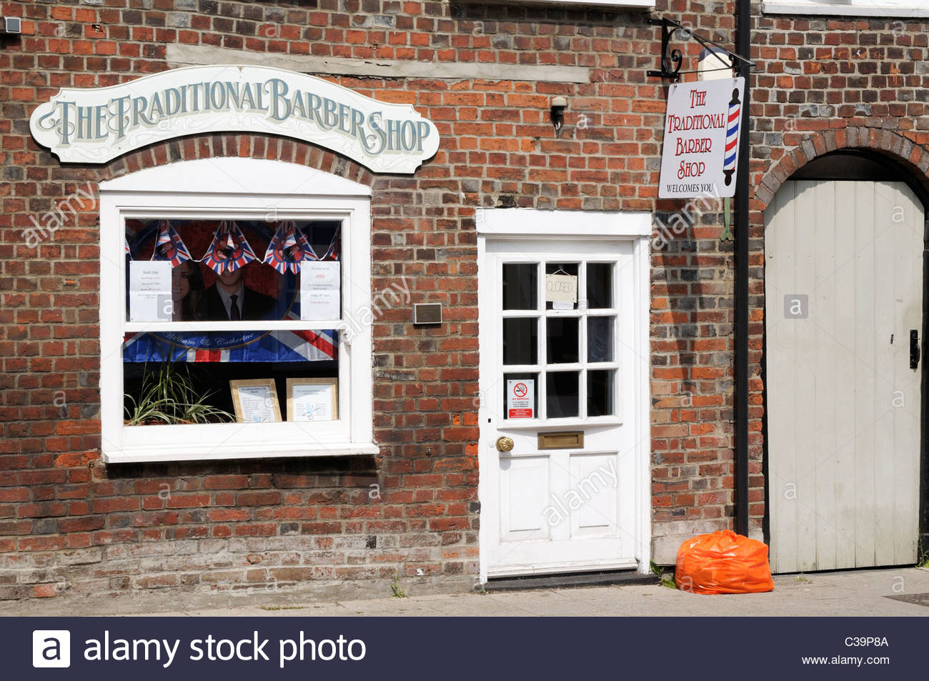 Old Fashioned Barbers Shop Stock Photos Amp Old Fashioned