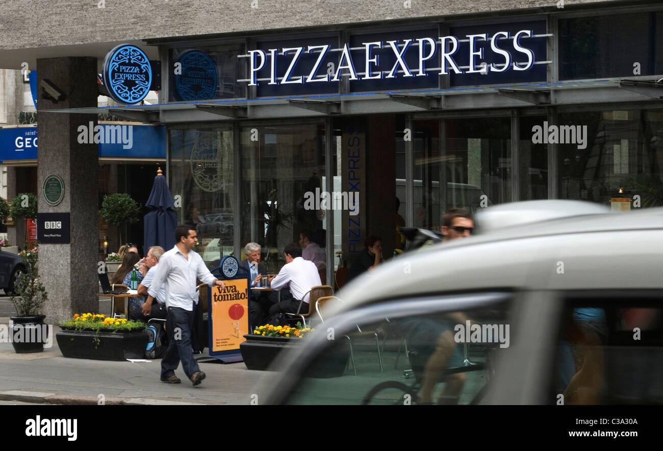 Pizza Restaurant Exterior Stock Photos Pizza Restaurant