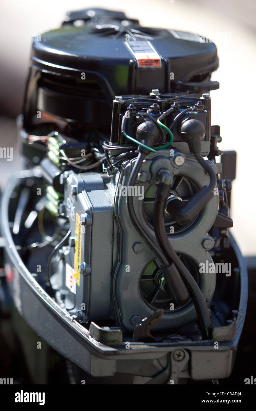 Outboard Engine Stock Photos & Outboard Engine Stock Images