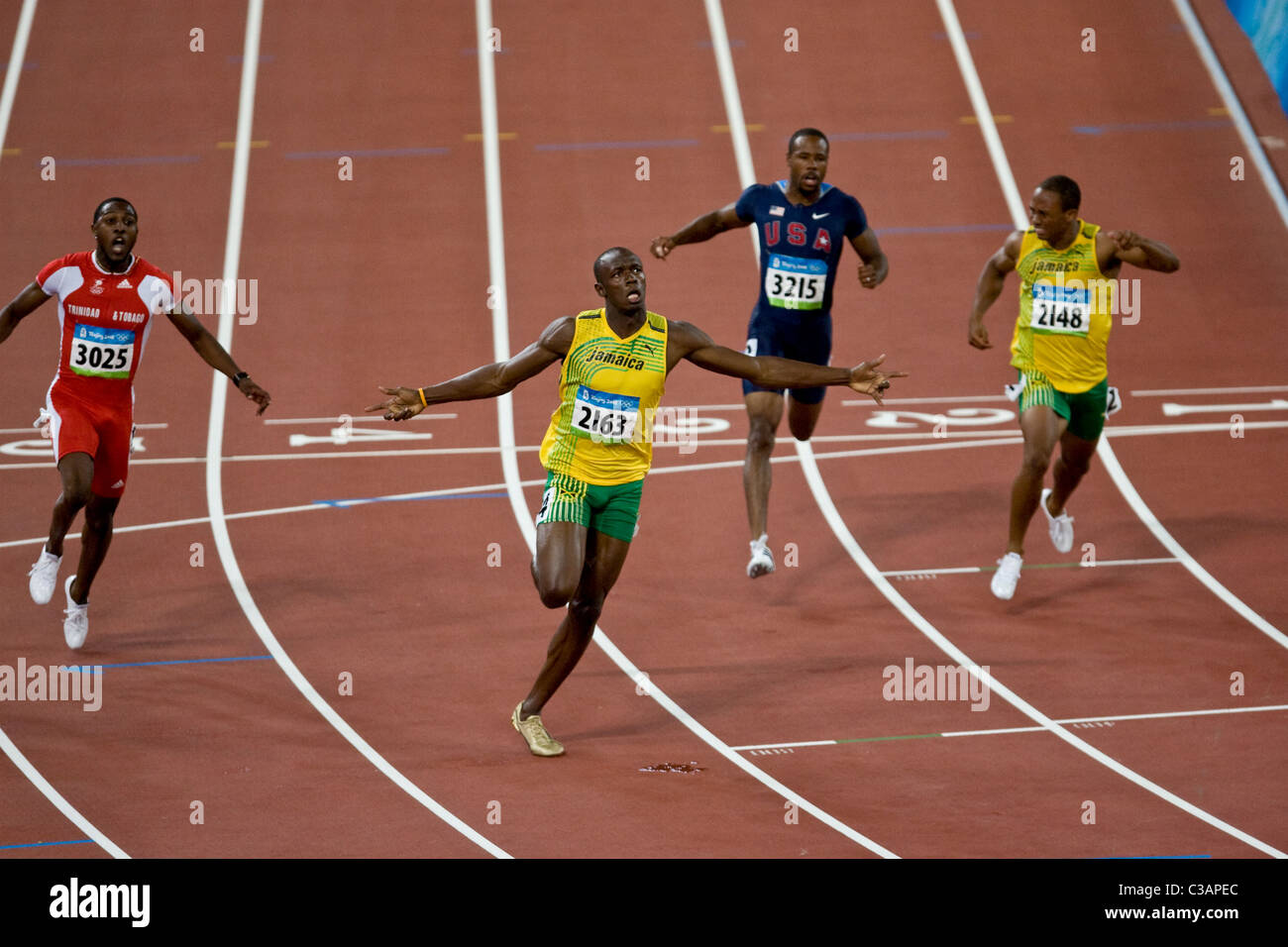 Usain Bolt Record 100m Time ~ news word