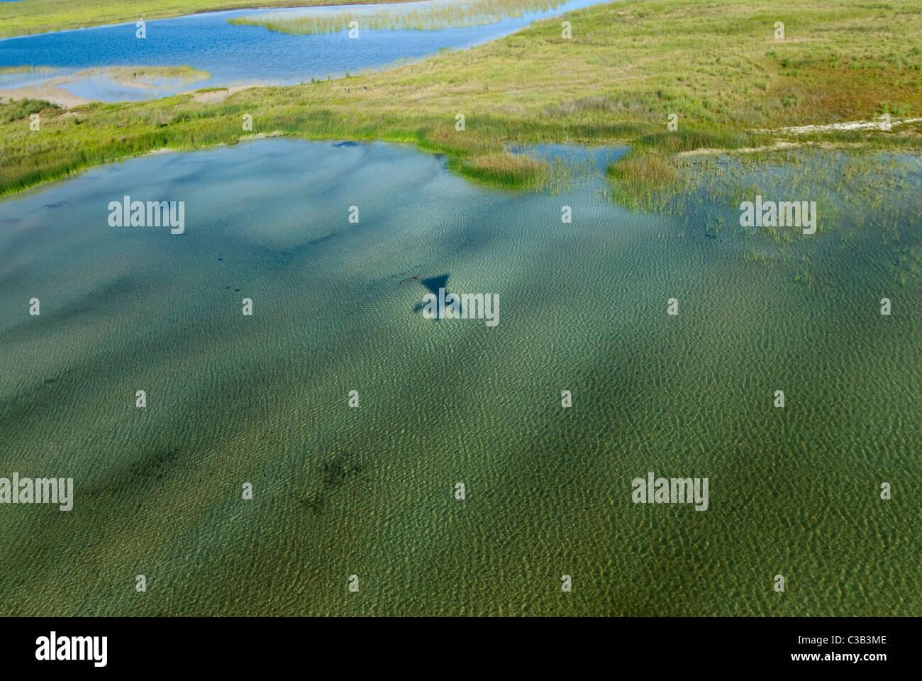 Lake Sibaya, Kwazulu Natal, South Africa Stock Photo