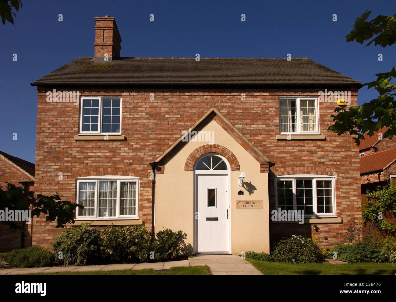 Ibstock stock photos ibstock stock images alamy for Traditional new homes