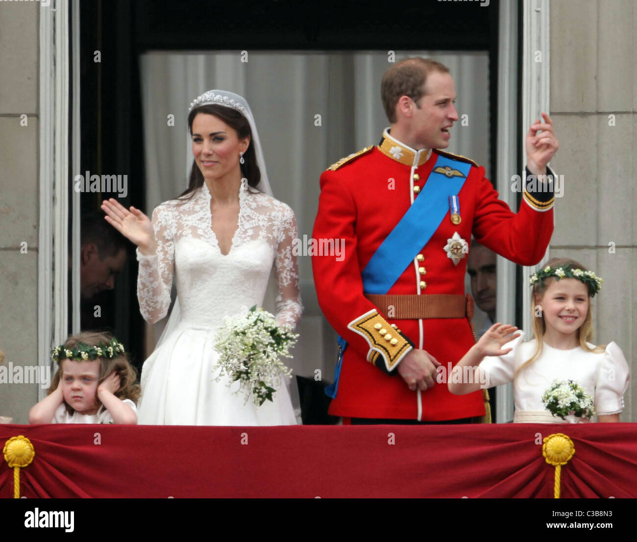 The Wedding Of Prince William And Catherine Middleton 29th